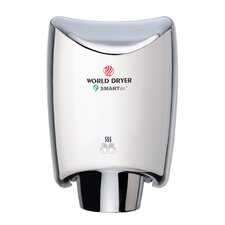 SmartDri Multi-Port Nozzle 110-120 Volt Hand Dryer in Polished Chrome