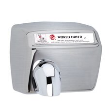 <strong>World Dryer</strong> Model A Durable Hand Dryer