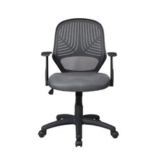 Mid-Back Mesh Secretarial Task Chair