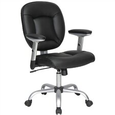 <strong>Techni Mobili</strong> Mid-Back Mollo Office Chair