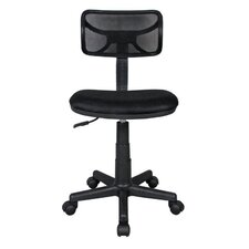 <strong>Techni Mobili</strong> Low-Back Mesh Task Chair
