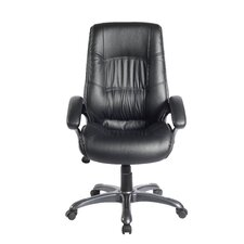 <strong>Techni Mobili</strong> High Back Synthetic Leather Executive Chair