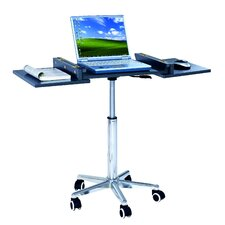 Foldable Table Laptop Cart