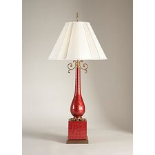 "Powell Console 36"" H Table Lamp with Empire Shade"