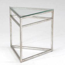 Triangular End Table