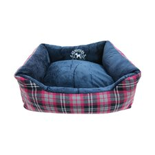 Fashion Tartan Large Bed