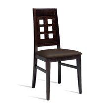 Talia Beech Side Chair