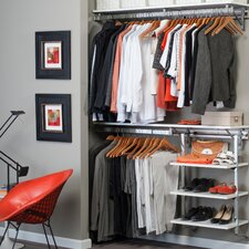 "Arrange a Space 11.75"" Deep Select Closet System"
