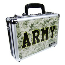 Premium Army Design Single/Double Pistol Case