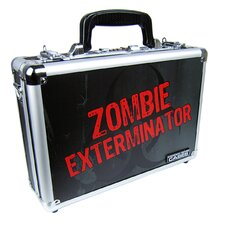 <strong>Common Sense Industries, Inc.</strong> Premium Zombie Design Single/Double Pistol Case