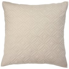 Caravan Quilted Cotton Euro Sham