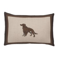 Baxter Cotton Dog Pillow