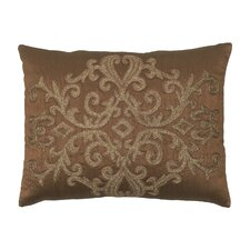 Kensington Polyester Embroidered Decorative Pillow