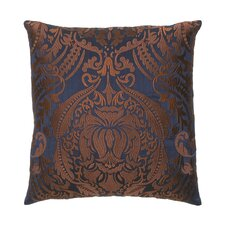 Kensington Polyester Damask Embroidery Pillow