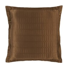 Pearse Polyester Quilted Satin Decorative Pillow