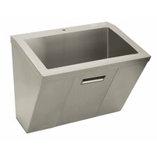 Wall Mount Scrub Sink
