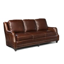 <strong>Palatial Furniture</strong> Mitchell Leather Sofa