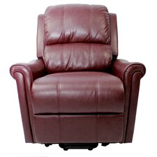 Becky Faux Leather Riser Recliner