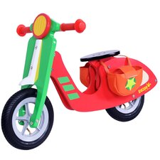 Boy's 2 Wheel Walking Scooter