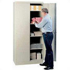 "1000 Series 36"" Wide Storage Cabinet: 78"" H  x 36"" W x 24"" D"