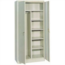 "1000 Series 36"" Wide Combination Cabinet:  78"" H x 36"" W x 21"" D"