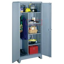 "Extra Half Shelf Set for Combination Cabinet 36"" W x 18"" D (Set of 4)"
