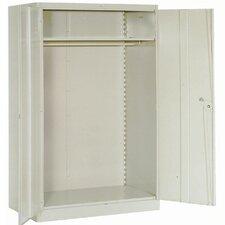 "1000 Series 48"" Wide Wardrobe Cabinet:  78"" H x 48"" W x 24"" D"