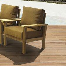 Amazonia Teak Dining Arm Chair