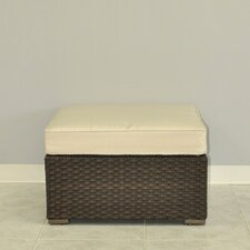 Miami Atlantic Sectional Ottoman with Cushions
