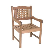 Amazonia Porto Real Dining Arm Chair