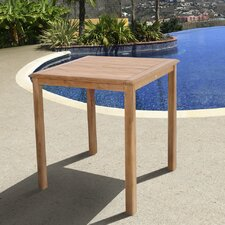 <strong>International Home Miami</strong> Amazonia Teak Oregon Bar Table