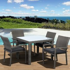 Atlantic Liberty 5 Piece Dining Set