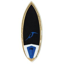 4-Skim Black Pearl Wake Surf Board