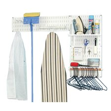 Storage and Organization Laundry Room Organizer Kit