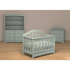 Hampton Grande Convertible Crib Set