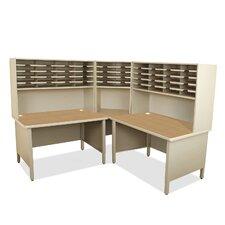 Mailroom 50 Slot Organizer
