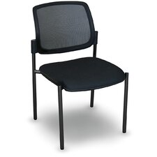 Fermata® Mesh Stackable Visitor Chair