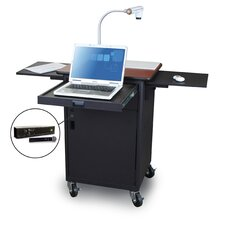 Vizion Instructor Series Presentation Cart