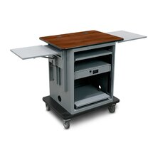 Vizion® Instructor Series AV Silver Cart