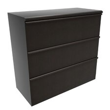 Zapf Three Drawer Lateral File