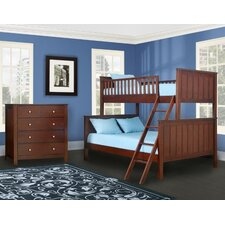 Michael Twin over Double Bunk Bed Bedroom Collection