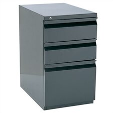3-Drawer Box/File Filing Cabinet