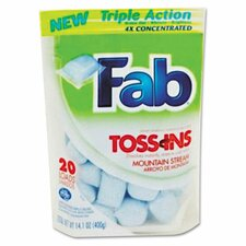 Toss Ins Detergent Packets