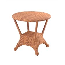Boca Wicker End Table