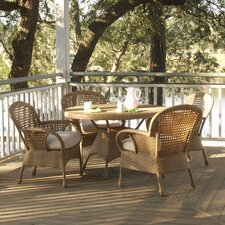 Boca 5 Piece Dining Set
