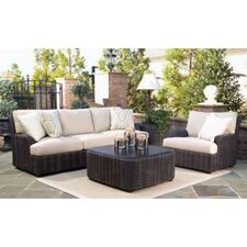 Aruba Deep Seating Group with Cushions