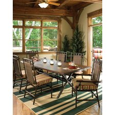 Chatham Run 7 Piece Rectangular Dining Set
