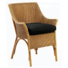 Bravo Dining Arm Chair with Cushion