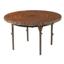 <strong>Whitecraft</strong> Chatham Run Heartwood Round Dining Table with Faux Top