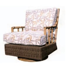 South Terrace Swivel Lounge Chair